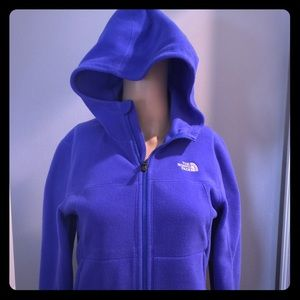 The NorthFace fleece jacket Sz small